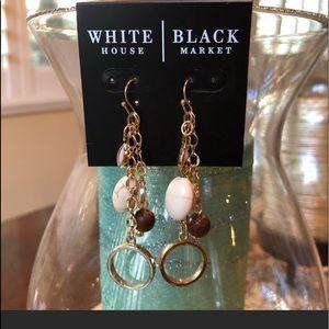 NWT White House Black Market Earrings
